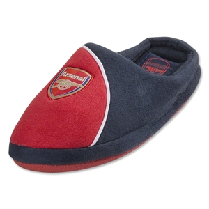 Arsenal Center Circle Slippers