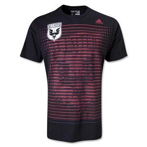 DC United Stripes T-Shirt