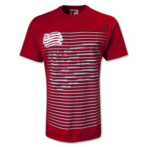 New England Revolution Stripes T-Shirt