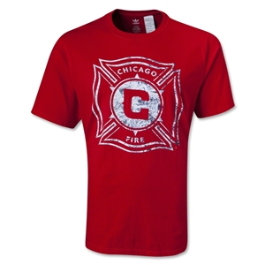 Chicago Fire Originals Shoe Pile T-Shirt