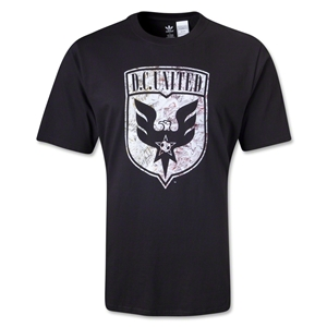 DC United Originals Shoe Pile T-Shirt