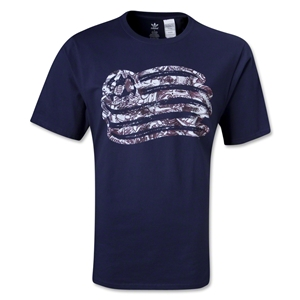 New England Revolution Originals Shoe Pile T-Shirt
