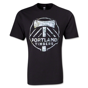 Portland Timbers Originals Shoe Pile T-Shirt