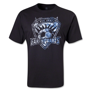 San Jose Earthquakes Originals Shoe Pile T-Shirt