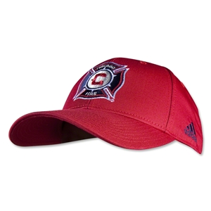 Chicago Fire Structured Cap
