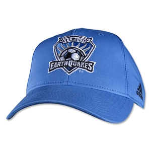 San Jose Earthquakes Structured Cap