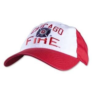 Chicago Fire Slouch Flex Cap