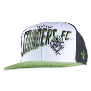 Seattle Sounders Originals Snapback Cap