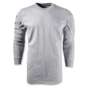 Nike All Purpose Long Sleeve T-Shirt (Gray)