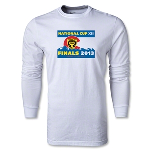 National Cup Finals 2013 LS T-Shirt (White)