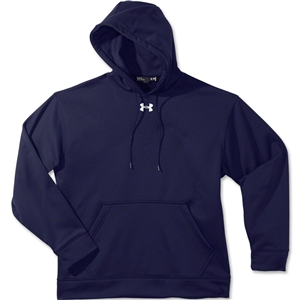 Under Armour Team Fleece Hoody (Navy)