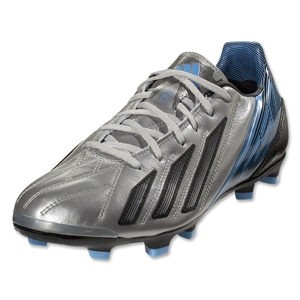 adidas F30 TRX FG Leather (Metallic Silver/Black)