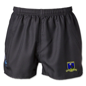 Media Rugby BLK Titanium II Rugby Shorts (Black)