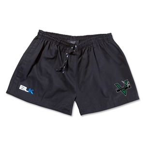 Birmingham Rugby BLK Training Rugby Shorts (Black)