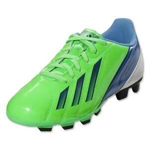 adidas F5 TRX FG Junior (Green Zest/Running White)