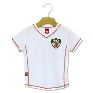 USA 2012 Toddler Home Soccer Jersey