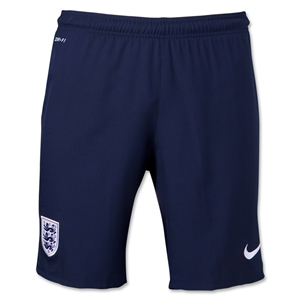 England 13/14 Home Soccer Short