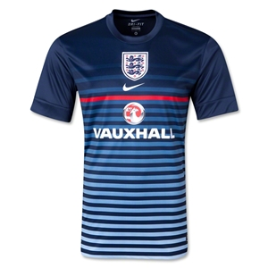 England 13/14 Prematch Top