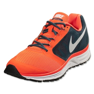 Nike Air Zoom Vomero+ 8 Leisure Shoes (Total Crimson/Midnight Turquoise/White)