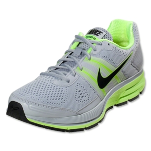 Nike Air Pegasus+ 29 Leisure Shoes (Wolf Grey/Volt/Black)