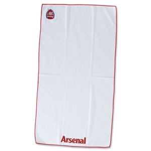 Arsenal Aqualock Golf Caddy Towel