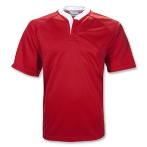 WRS Legacy SS Rugby Jersey (Red)