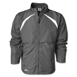 Warrior Motion Warm-Up Jacket (Sv/Wh)