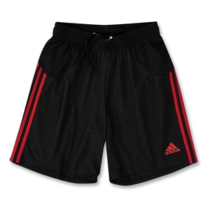adidas Stricon Soccer Shorts (Blk/Red)