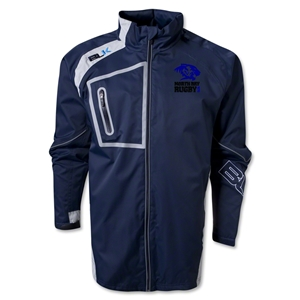 North Bay Rugby BLK Stratus Jacket (Navy)