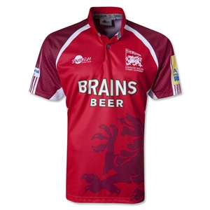 London Welsh 12/13 Home SS Rugby Jersey