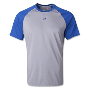 Warrior Game On 2.0 T-Shirt (Gray/Royal)