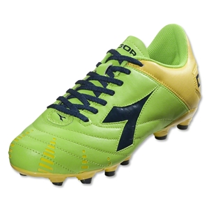 Diadora Evoluzione R MG (Lime/Yellow/Navy)
