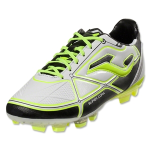 Joma Super Copa (White/Bold Lime)