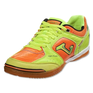 Joma Top Flex Indoor Shoe (Flame Orage/Sun Volt/Black)