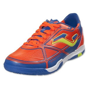 Joma Super Copa Indoor Junior (Flame/Royal)