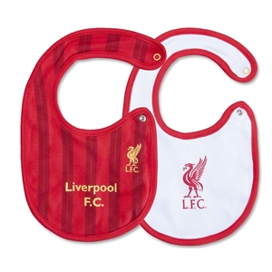 Liverpool Core 2 pack Bibs