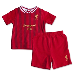 Liverpool 13/14 Toddler Tee and Short Kit