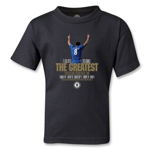 Lampard The Greatest Kids T-Shirt (Black)