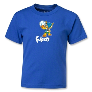 2014 FIFA World Cup Brazil(TM) Kids Mascot T-Shirt (Royal)