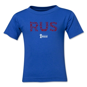 Russia 2014 FIFA World Cup Brazil(TM) Kid's Elements T-Shirt (Royal)