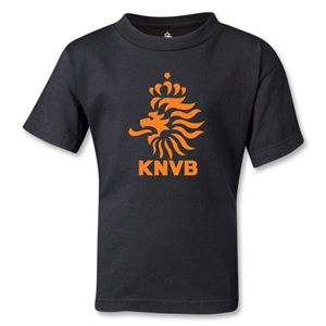 Netherlands Kids T-Shirt (Black)