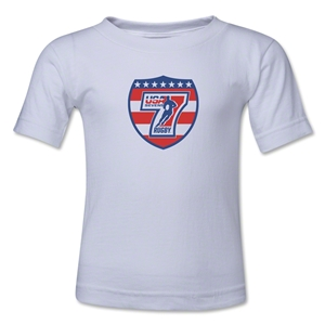 USA Sevens Rugby Kids T-Shirt (White)