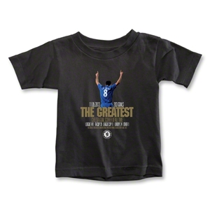 Lampard The Greatest Toddler T-Shirt (Black)