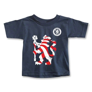 Chelsea Graphic Toddler T-Shirt (Navy)