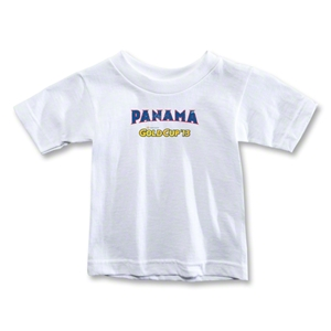 CONCACAF Gold Cup 2013 Toddler Panama T-Shirt (White)