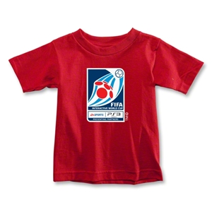 FIFA Interactive World Cup Toddler Emblem T-Shirt (Red)