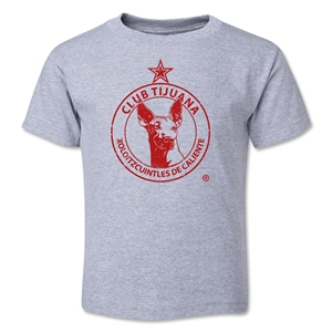 Xolos de Tijuana Toddler T-Shirt (Gray)