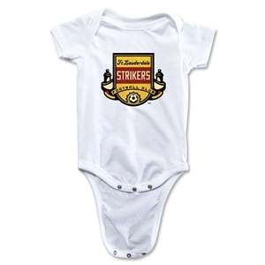 Ft. Lauderdale Strikers Onesie (White)