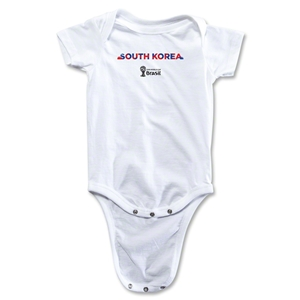 South Korea 2014 FIFA World Cup Brazil(TM) Palm Onesie (White)