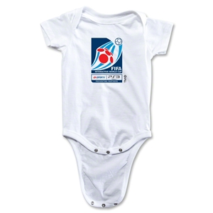FIFA Interactive World Cup Emblem Onesie (White)
